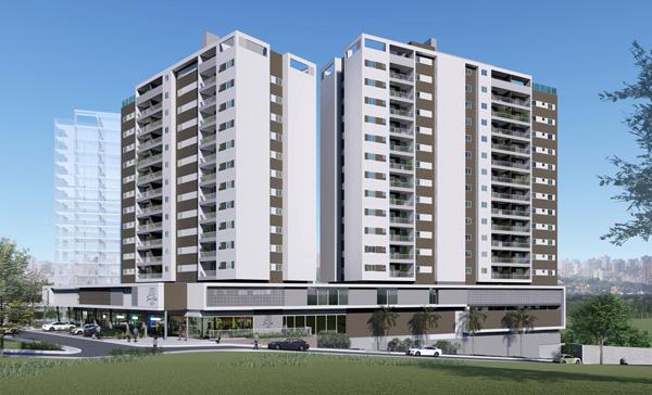 empreendimento imobiliário - imóveis - bom pastor 360