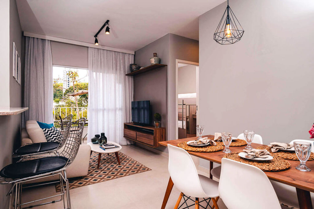 Apartamentos 2 quartos - Bom Pastor 360