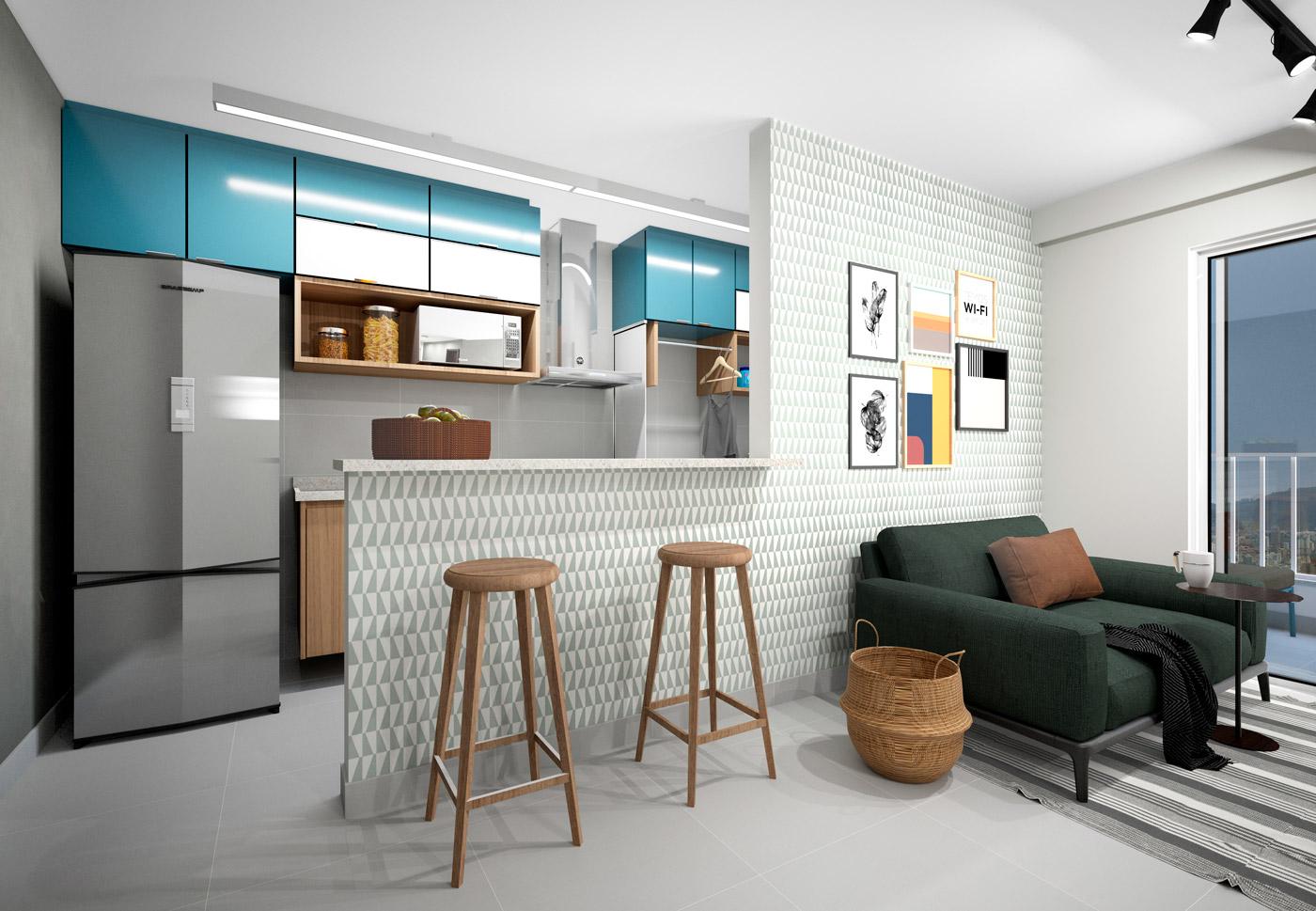 quarto apartamento 1 - bom pastor 360